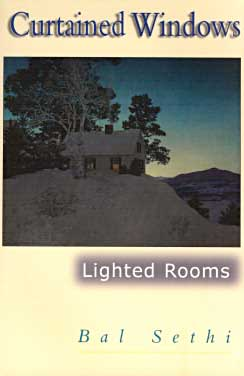 Curtained Windows, Lighted Rooms