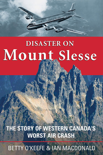 Disaster on Mount Slesse